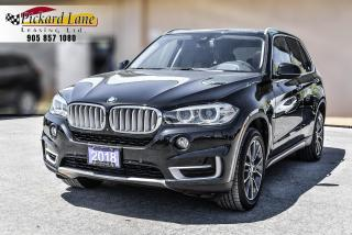 Used 2018 BMW X5 xDrive35d xDRIVE35d! | DIESEL! | ONTARIO VEHICLE! | ACCIDENT FREE! for sale in Bolton, ON