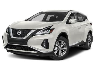 New 2021 Nissan Murano S for sale in Toronto, ON