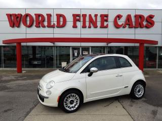 Used 2014 Fiat 500 Lounge | Ontario Local! for sale in Etobicoke, ON