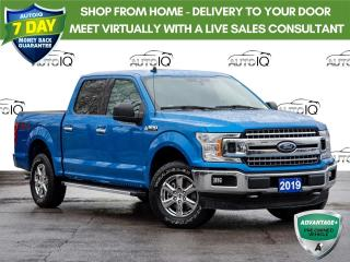 Used 2019 Ford F-150 XLT XTR 4 Wheel Drive Super Crew   |   Class IV Trailer Hitch   | for sale in St Catharines, ON