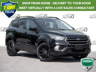 Used 2017 Ford Escape SE Sport Appearance Package       Twin Panel Moonroof       Navigation for sale in St Catharines, ON