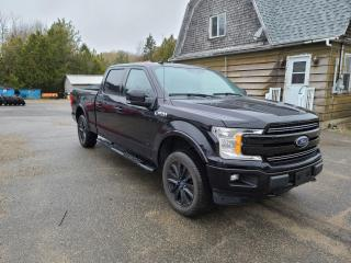 Used 2020 Ford F-150 Lariat for sale in Greater Sudbury, ON