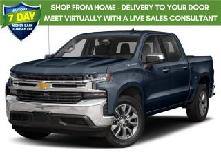 New 2021 Chevrolet Silverado 1500 Custom Trail Boss for sale in Tillsonburg, ON