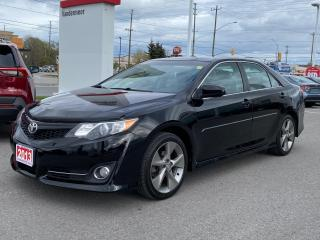 Used 2013 Toyota Camry SE V6! for sale in Cobourg, ON