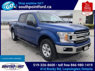 Used 2018 Ford F-150 XLT|4X4|TOW PKG|CRUISE|BACKUP CAMERA for sale in Leamington, ON