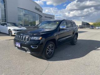 Used 2018 Jeep Grand Cherokee Limited for sale in Chatham, ON