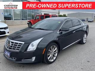 Used 2014 Cadillac XTS Luxury for sale in Chatham, ON