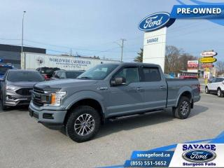 Used 2019 Ford F-150 XLT  - One owner - $338 B/W - Low Mileage for sale in Sturgeon Falls, ON