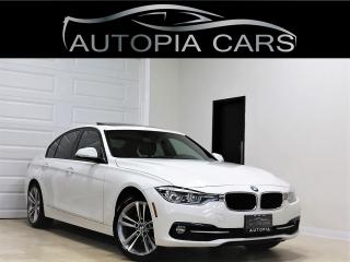 Used 2018 BMW 3 Series 330i xDrive NAVIGATION REAR VIEW CAMERA SUNROOF for sale in North York, ON