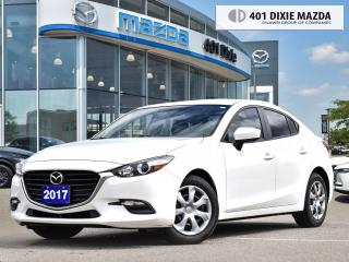 Used 2017 Mazda MAZDA3 GX 1.99% FINANCE AVAILABLE| ONE OWNER| NO ACCIDENT for sale in Mississauga, ON