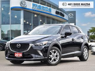Used 2018 Mazda CX-3 Touring 1.99% FINANCE AVAILABLE| ONE OWNER| NO ACC for sale in Mississauga, ON