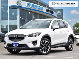 Used 2016 Mazda CX-5 GT ONE OWNER| NAVIGATION| LEATHER SEATS for sale in Mississauga, ON