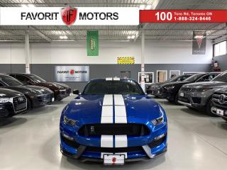 Used 2017 Ford Mustang Shelby GT350|MANUAL|526HP|V8|NAV|SHAKER AUDIO|TRACKAPPS|+ for sale in North York, ON