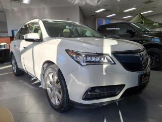 Used 2014 Acura MDX Elite for sale in Winnipeg, MB