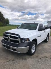 Used 2016 RAM 1500 ST for sale in Petrolia, ON