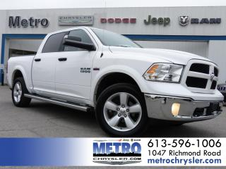 Used 2017 RAM 1500 SLT 4x4 HEMI Mint for sale in Ottawa, ON