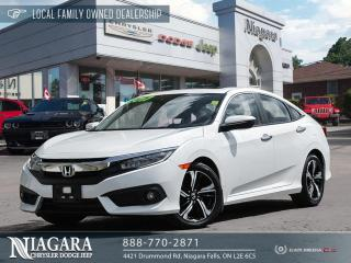 Used 2017 Honda Civic Touring for sale in Niagara Falls, ON