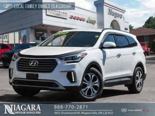 Used 2017 Hyundai Santa Fe XL Premium for sale in Niagara Falls, ON