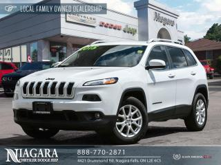 Used 2015 Jeep Cherokee North for sale in Niagara Falls, ON