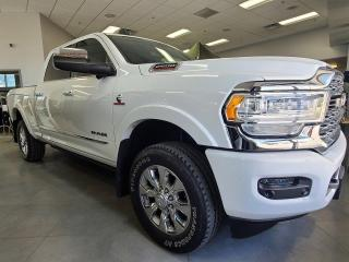 Used 2019 RAM 2500 Limited for sale in Winnipeg, MB