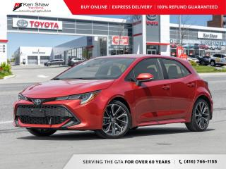 Used 2019 Toyota Corolla Hatchback SE for sale in Toronto, ON