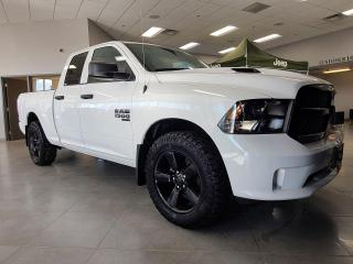 Used 2019 RAM 1500 Classic ST for sale in Winnipeg, MB