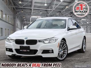 Used 2016 BMW 328i xDrive for sale in Mississauga, ON