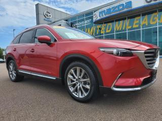 Used 2017 Mazda CX-9 GT AWD | Technology Package for sale in Charlottetown, PE
