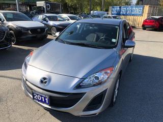 Used 2011 Mazda MAZDA3 Sport GX at for sale in Burnaby, BC