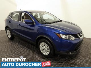 Used 2017 Nissan Qashqai S - Caméra de Recul - Bluetooth - Climatiseur for sale in Laval, QC