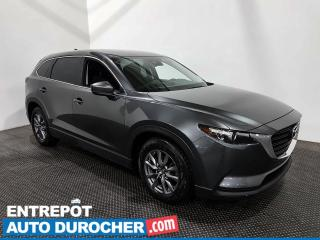 Used 2018 Mazda CX-9 Sport - 7 Passagers - Bluetooth - Climatiseur for sale in Laval, QC