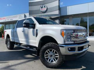Used 2017 Ford F-350 Lariat FX4 4WD DIESEL LEATHER LED LIGHTS CAMERA TU for sale in Langley, BC
