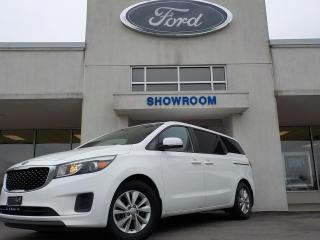 Used 2017 Kia Sedona L for sale in Mount Brydges, ON
