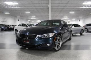 Used 2016 BMW 4 Series 428i XDRIVE I NAVIGATION I HEADS UP DISPLAY I REAR CAM I BT for sale in Mississauga, ON