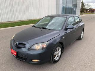 Used 2009 Mazda MAZDA3 4dr HB Sport GX for sale in Mississauga, ON