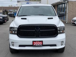 Used 2020 RAM 1500 4x4 Crew Cab 5'7