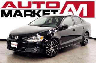 Used 2014 Volkswagen Jetta Highline Certified!ONEOwner!LeatherHeatedSeats!WeApproveAllCredit! for sale in Guelph, ON