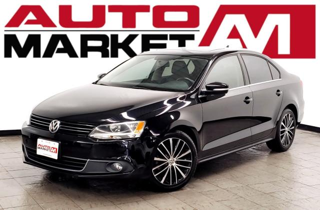 2014 Volkswagen Jetta Highline Certified!ONEOwner!LeatherHeatedSeats!WeApproveAllCredit!