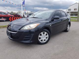 Used 2010 Mazda MAZDA3 GS Sport shift and very clean! for sale in Dunnville, ON