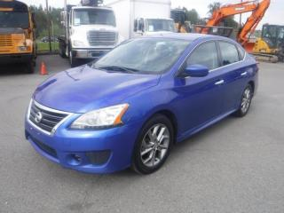 Used 2013 Nissan Sentra SR for sale in Burnaby, BC