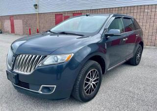 Used 2015 Lincoln MKX AWD | NAVI | LANE ASSIST | for sale in Barrie, ON