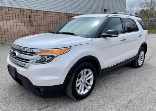 Used 2014 Ford Explorer XLT | 4WD | 7 PASS | NAVI | LEATHER | for sale in Barrie, ON