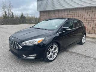 Used 2016 Ford Focus Titanium | HATCHBACK | REMOTE START | NAVI | for sale in Barrie, ON