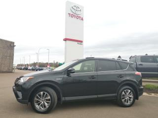 Used 2016 Toyota RAV4 Hybrid XLE for sale in Moncton, NB