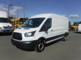 Used 2017 Ford Transit 250 Van Med. Roof 148 inch Wheelbase Cargo Van for sale in Burnaby, BC