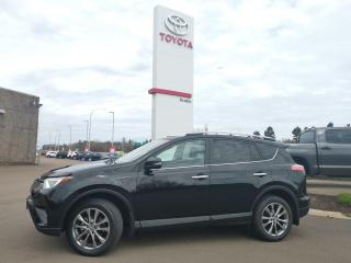 Used 2017 Toyota RAV4 LIMITED  for sale in Moncton, NB