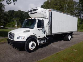 Used 2012 Freightliner M2106 Cube Van Reefer 22 Foot Box With  Air Brakes Diesel, for sale in Burnaby, BC