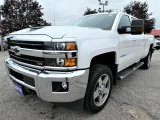 Used 2019 Chevrolet Silverado 2500 HD LT 6.6L Turbodiesel | Navigation | Heated Seats | Remote Start for sale in Essex, ON