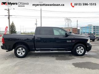 Used 2016 RAM 1500 ST  -  Power Windows -  Power Doors for sale in Ottawa, ON