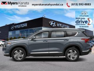New 2021 Hyundai Santa Fe Preferred AWD  - $257 B/W for sale in Kanata, ON
